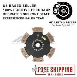 ACT Clutch Friction Disc-6 Pad Rigid Race Disc 6240035A For BMW