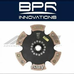 ACT For BMW Clutch Friction Disc-6 Pad Rigid Race Disc 6240035A