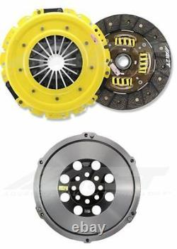 Act Hdss Clutch Kit And Lightweight 15.9lb Flywheel For 2001-2006 Bmw M3 E46 S54
