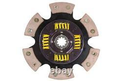 Advanced Clutch 6240535A 6 Pad Sprung Race Disc