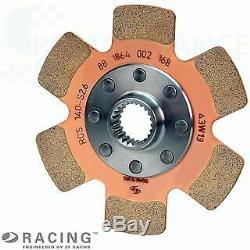 BMW E30 M3 S14 Billet lightweight flywheel Sachs Race RCS 140mm clutch 480NM