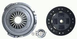 BMW E34 535i E32 735i M30B35 Billet lightweight flywheel and OEM Sachs clutch