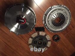 BMW M50/2/4 S50 to S38 clutch Lightweight Flywheel and Clutch kit with Bolts