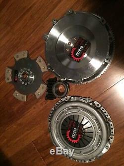 BMW S54 M54 6 Speed Lightweight Flywheel and Clutch kit with Bolts