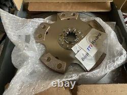 Bmw E39 M5 S62 Billet Lightweight Flywheel And Ttv Twin Plate Clutch Kit