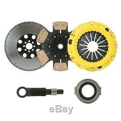 CLUTCHXPERTS STAGE 3 CLUTCH+FLYWHEEL 1996-1999 BMW 328i 2.8L CONVERTIBLE E36