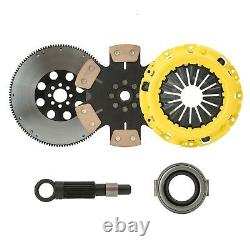 CLUTCHXPERTS STAGE 4 SOLID CLUTCH+FLYWHEEL fits 1995-1999 BMW M3 3.0L E36 S50