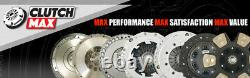 CM STAGE 2 CLUTCH KIT+CHROMOLY SOLID FLYWHEEL for BMW E36 M3 with S54 motor swap