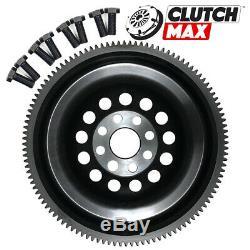 CM STAGE 2 HD CLUTCH KIT & CHROMOLY FLYWHEEL FOR BMW 525i 528i E34 E39 M50 M52