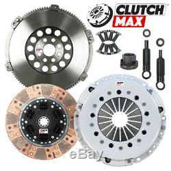 CM STAGE 3 DUAL-FRICTION CLUTCH KIT+RACE FLYWHEEL BMW 325 328 525 528 i is M3 Z3