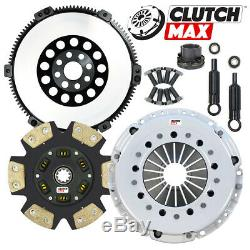 CM Stage 4 Hd Clutch Kit & Chromoly Flywheel For Bmw M3 Z M Coupe Roadster E36