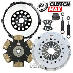 CM Stage 5 Hd Clutch Kit & Chromoly Flywheel For Bmw M3 Z M Coupe Roadster E36