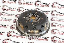 Clutch Masters Twin Disc 8.50 Race / Street with Flywheel For BMW E46 E60 M3 Z3