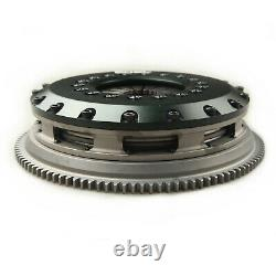 Edel Racing Clutch Twin Disc Kit For Bmw 323 325 328 E36 M50 M52 Standard Wt