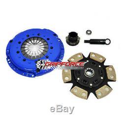 FX HD 6-PUCK CLUTCH KIT for 96-98 BMW 328 328i 328is M52 E36BMW 323 325 E36 M50