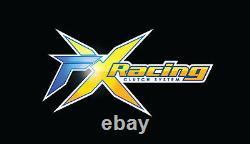 FX STAGE 2 RACE CLUTCH KIT+14.4 LBS CHROMOLY FLYWHEEL fits BMW M3 Z3 E36 S50 S52