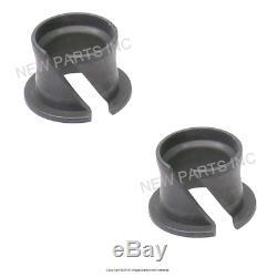 For BMW E30 E36 E46 318i Set of 2 Clutch Pedal Bushings Genuine 35211158290