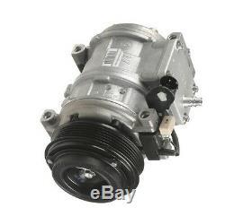For BMW E31 840Ci 94-97 A/C Compressor with 5 Poly Clutch OE Denso