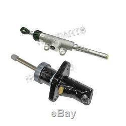 For BMW E36 M3 E34 E39 525i 530i Clutch Slave & Master Cylinder FEBI Bilstein