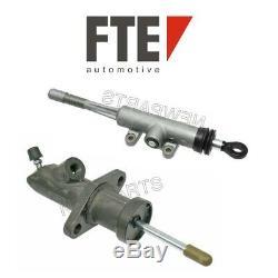 For BMW E36 M3 E34 E39 525i 530i Clutch Slave & Master Cylinder FTE OEM
