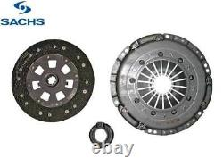 For BMW E36 M3 Z3 323 325 M50 M52 S50 S52 Disc Plate Bearing Clutch Kit SACHS