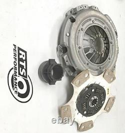 For Bmw E36 + E46 Performance Lightweight Flywheel And Twin Friction Clutch Kit