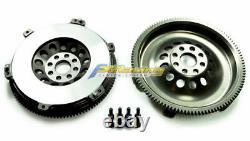 Fx Hd 4140 Chromoly Lightweight Clutch Flywheel For 95-99 Bmw M3 Z3 E36 S50 S52