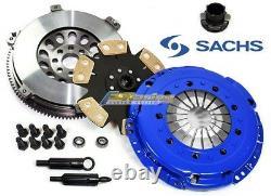 Fx Stage 4 Clutch Kit& Racing Flywheel + Sachs Bearing Bmw 325 328 525 528 M3 Z3