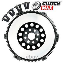 HD PREMIUM CLUTCH KIT+SOLID FLYWHEEL fits 92-99 BMW 323 325 328 E36 2.5L 2.8L