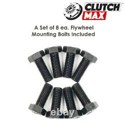 HD SPRUNG TYPE CLUTCH KIT & SOLID FLYWHEEL fits BMW E36 E34 E39 M50 M52 S50 S52