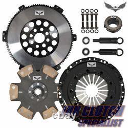 Jd Stage 3 Hd Clutch Kit & Chromoly Flywheel For Bmw E36 E34 E39 M50 M52 S50 S5