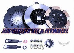 Jdk 1995-1999 Bmw M3 Coupe E36 S50 3.0l 3.2l Stage3 Race Clutch Kit & Flywheel