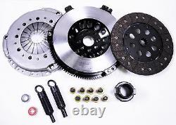 Jdk Bmw 323 325 328 525 528 Z3 M3 Oe Sprot Clutch Kit & Chropmoly-flywheel