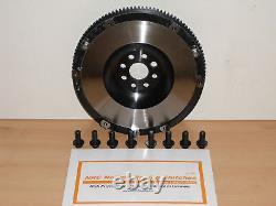 Lightweight flywheel BMW E46 M3 3.2 + CSL BMW Z4 E85 E86 S54B32 6.1Kg NRC SMF