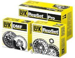 Luk Repset Clutch Kit 1995 Bmw M3 Base Lightweight Coupe 3.0l I6 Dohc E36