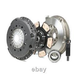 Rpc Stage 3 Clutch & Lightweight Chromoly Flywheel For Bmw E46 M3 (6spd)