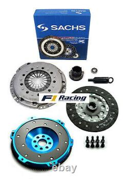 SACHS-FX SPORT 1 CLUTCH SET + ALUMINUM FLYWHEEL fits 92-98 BMW 325 328 E36 M50