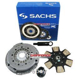 SACHS-FX STAGE 3 SPRUNG CLUTCH KIT for BMW 325 328 525 528 E34 E36 E39 M50 M52