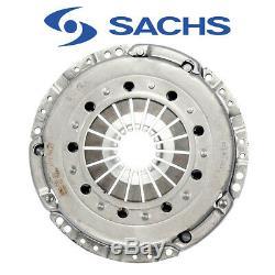 Sachs Stage 4 Race Clutch Kit & Aluminum Flywheel 92-98 Bmw 325 328 E36 M50 M52