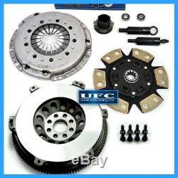 Sachs-stage 3 Hd Performance Clutch Kit & Flywheel Bmw 323 325 328 525 528 Z3 M3