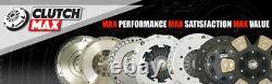 Stage 2 Quick Rev Clutch Kit+aluminum Flywheel Bmw E36 E34 E39 M50 M52 S50 S52