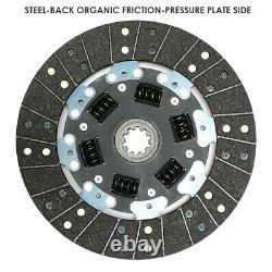 Stage 3 Df Fast Rev Clutch Kit+aluminum Flywheel Bmw E36 E34 E39 M50 M52 S50 S52