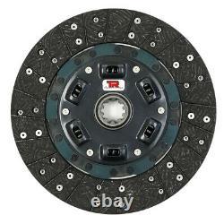 Tr1 Stage 2 Hd Clutch Kit & Chromoly Flywheel For Bmw 323 325 328 E36 M50 M52