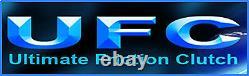 UF STAGE 2 RIGID CLUTCH KIT+CHROMOLY FLYWHEEL BMW 323 325 328 525 528 i is Z3 M3