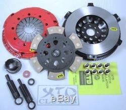 XTD STAGE 3 RACING CLUTCH & X-LITE FLYWHEEL KIT 323 325 328 525 528 i is Z3 M3