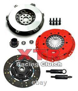 XTR RACING 2 CLUTCH KIT+CHROMOLY FLYWHEEL BMW 325 328 525 528 i is M3 Z3 E36 E39