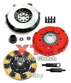 XTR SPORT CLUTCH KIT & CHROMOLY FLYWHEEL for 96-98 BMW 328 328i 328is E36