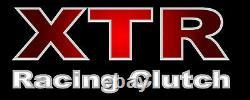 XTR STAGE 2 RIGID CLUTCH KIT+CHROMOLY RACE FLYWHEEL 96-98 BMW 328 328i 328is E36